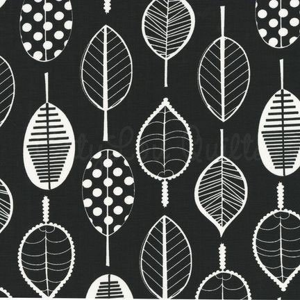 Black and white fabric heartfish blog for Black and white fabric