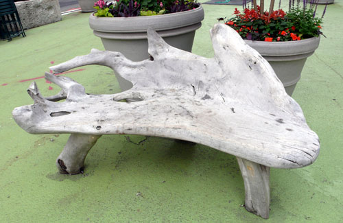 furniture and bench barn new format beach england driftwood