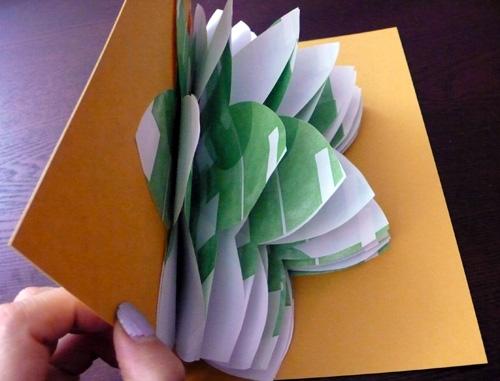 Pop up cards heartfish blog the flower blooms mightylinksfo